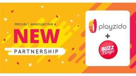 Buzz Bingo Enhances Offering With Playzido Distribution Deal