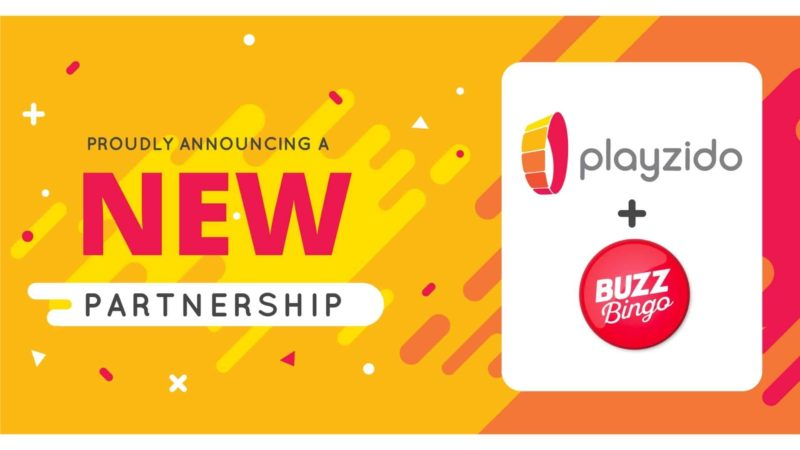 Buzz Bingo Enhances Offering With Playzido Distribution Deal