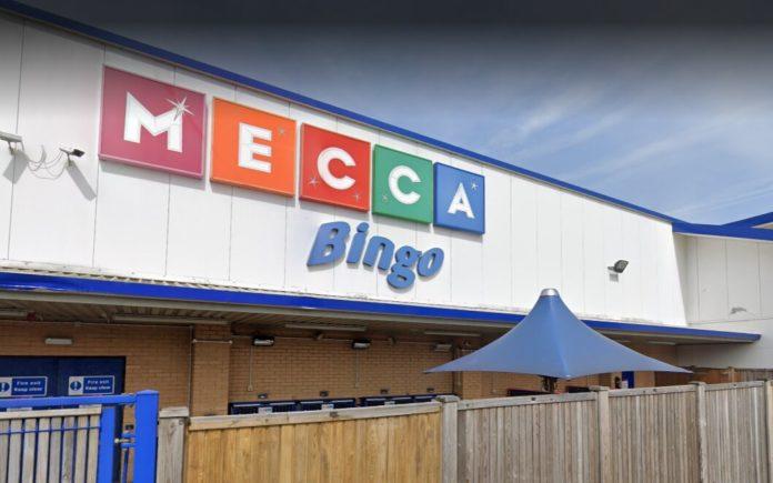 Mecca Bingo Swansea
