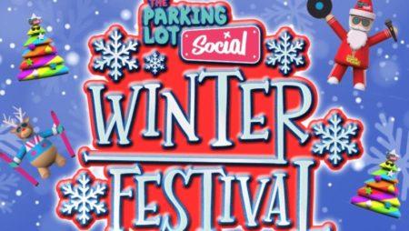 Festive Parking Lot Bingo Tours the UK