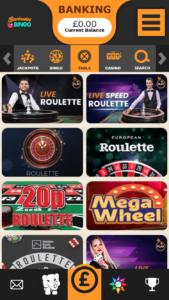 barbados bingo casino games screenshot