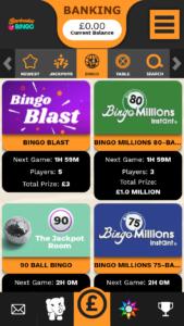 barbados bingo online bingo games screenshot