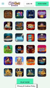 chit chat bingo online slots screenshot