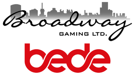 Broadway Gaming and Bede Partner Up