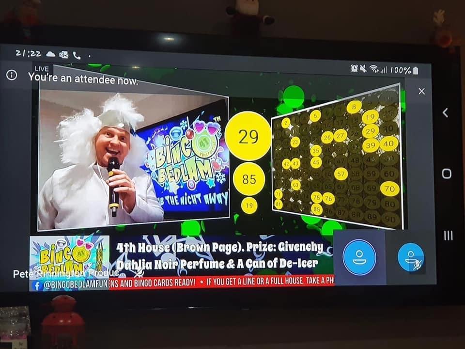 Bingo Bedlam Online-8
