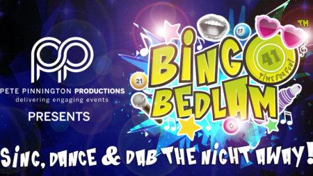 Bingo Bedlam Brings the Fun Online