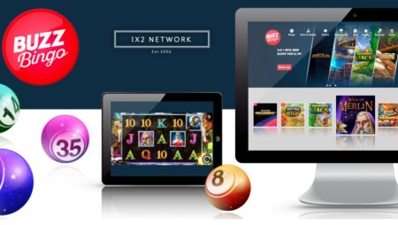 Buzz Bingo Enhances Slots Offering With 1X2 Network Deal