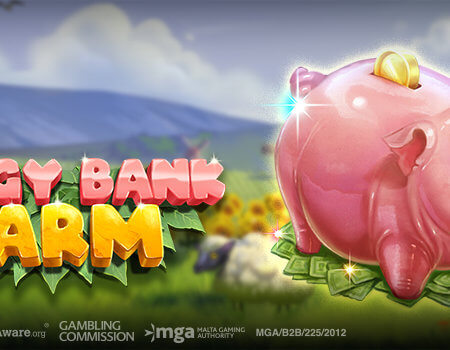 Piggy Bank Farm by Play'n GO (New Slot)