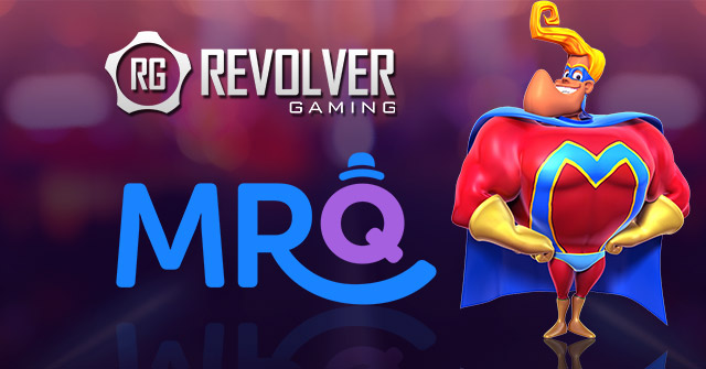 MrQ Enhances Offering With Revolver Gaming Content