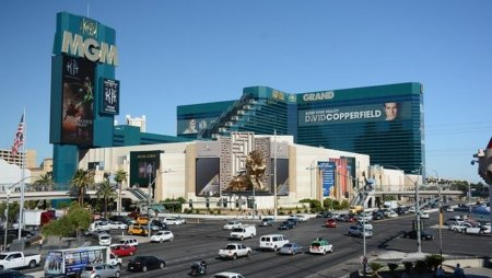 MGM Resorts Offers £8.1bn for UK Bingo and Betting Giant Entain