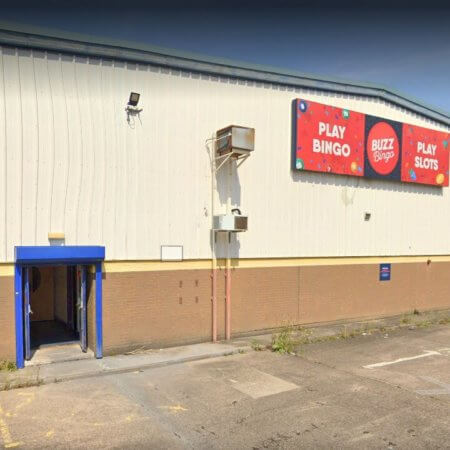 Buzz Bingo Wolverhampton to Become a Storage Depot