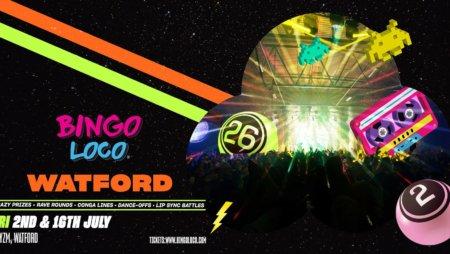 Bingo Loco Announce UK Dates