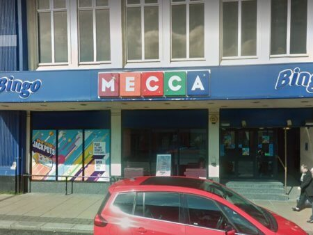 Mecca Bingo Rotherham Closed For Good