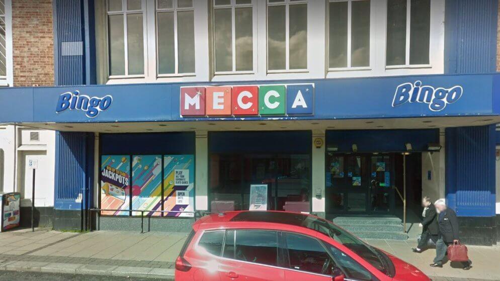 Mecca Bingo Rotherham Closed For Good