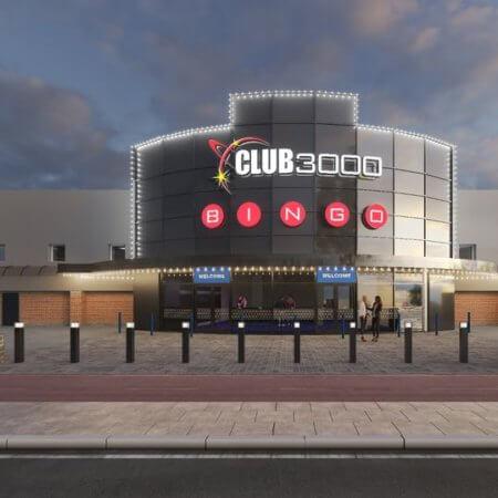 Club 3000 Updates on Two New Bingo Clubs
