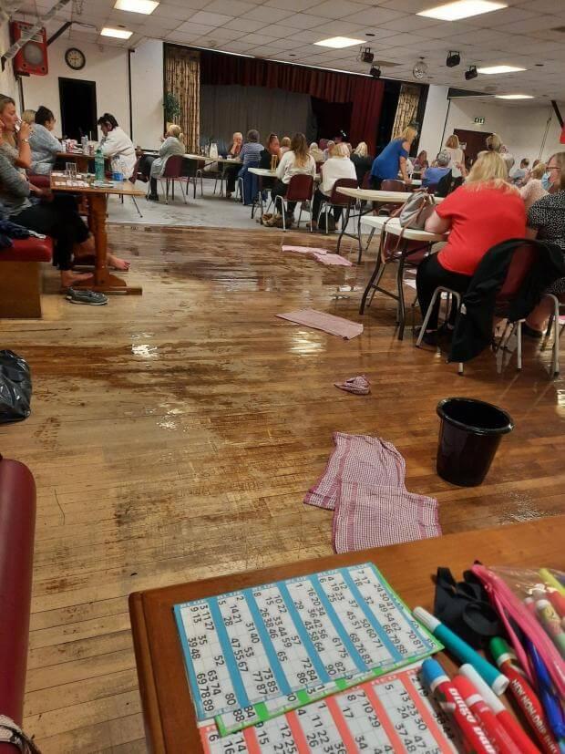Flooded bingo