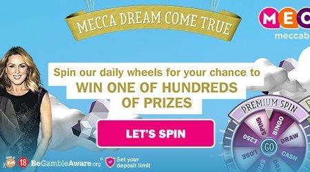 Mecca Dream Come True Returns with More Offers